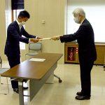 トピックス/令和2年度  札幌市水道局  優秀工事施工業者・配管功労者表彰