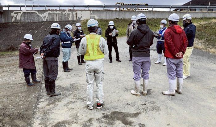 現場寄稿/淀川河川事務所桂川出張所 工事関係者連絡会議の取り組み