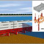 現場寄稿/駿河海岸有脚式新型離岸堤の事業概要